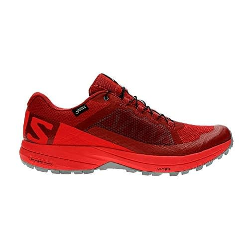 Test du cours de chaussure Salomon XA Elevate Gore-TEX - SS19-47.3
