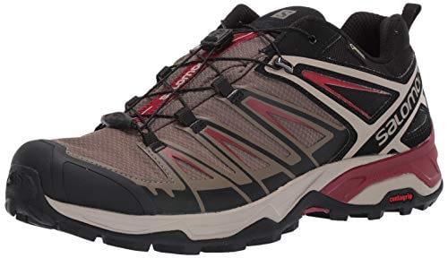 SALOMON X Ultra 3 GTX, chaussures de trekking basses pour homme