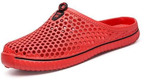Bride de cheville Magiyard Light Clogs, pantoufles Slide Classic Slide, pantoufles - sandales - chaussures - ventilées - travail - bistrot - pantoufles synthétiques aux pieds nus-unisexe