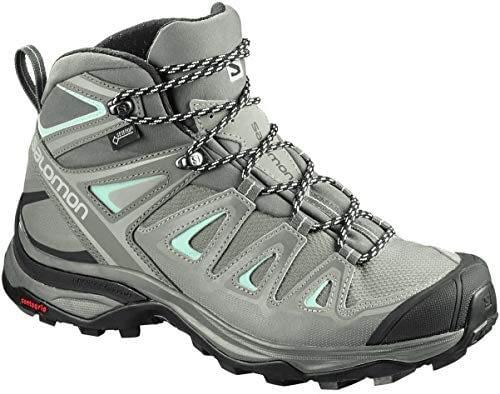 SALOMON X Ultra 3 Mid GTX W, chaussures de randonnée hautes pour femme