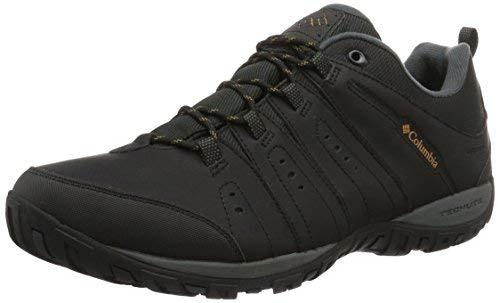 Columbia Woodburn II Waterproof, Chaussures de Randonnée Homme