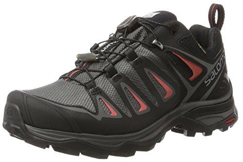 SALOMON X Ultra 3 GTX W, chaussures de trekking basses pour femme