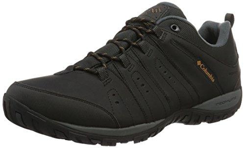 Chaussures de randonnée imperméables Columbia Woodburn II pour homme