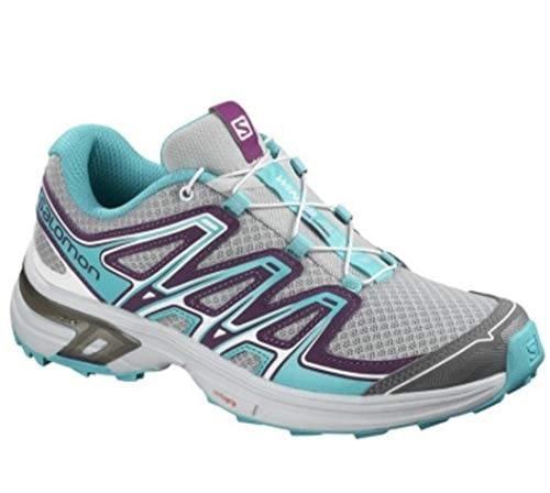 Salomon Femmes Wings Flyte 2 chaussures de course et de trail, synthétique / tissu, rouge, pointure