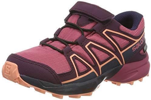 SALOMON Speedcross CSWP K, Chaussures de trail mixte pour enfant