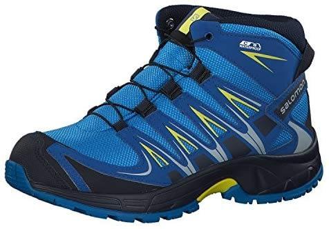 SALOMON XA Pro 3D Mid CSWP J, Chaussures de trekking basses mixtes Junior