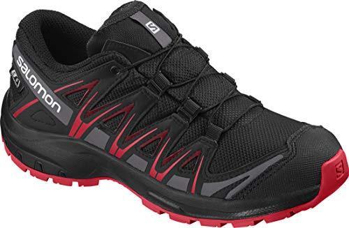 SALOMON XA Pro 3D CSWP J, Chaussures de trail mixte pour enfant