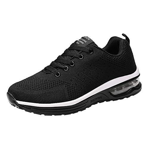 Chaussures de course LuckyGirls Running Sport Compétition Trail Training Hommes Femmes Basketball Sneakers Running Train Gym Fitness Chaussures de sport Air
