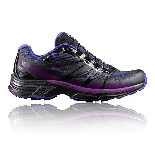 Chaussures de course GTX Salomon Wings Pro 2 pour femme