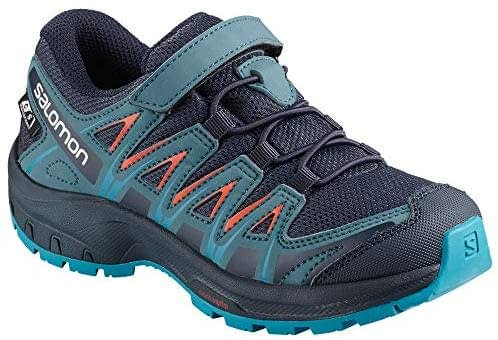 SALOMON XA Pro 3D CSWP K, Chaussures de trail mixte pour enfant