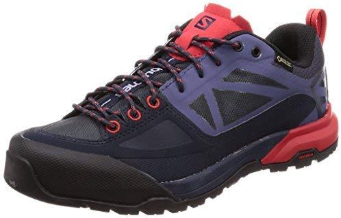 SALOMON X Alp Spry GTX W, chaussures de trekking basses pour femme