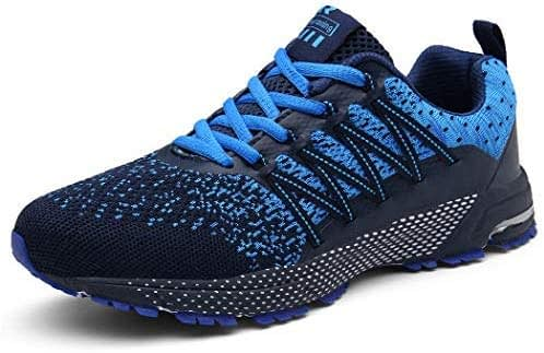 SOLLOMENSI Chaussures de sport Running Basketball Homme Femme Race Trail Training Fitness Respirant Tennis