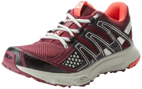 SALOMON XR Shift W chaussures trail femme rouge Sensiflex T: 39 1/3