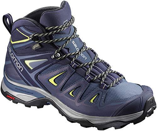 SALOMON X Ultra 3 Mid GTX W, chaussures d'escalade pour femme