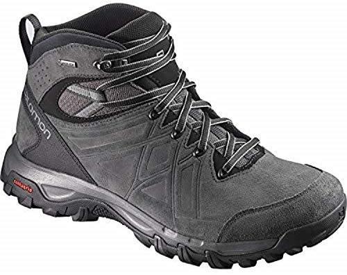 Saloman Evasion 2 Mid Ltr Gtx, Chaussures de randonnée hautes pour homme