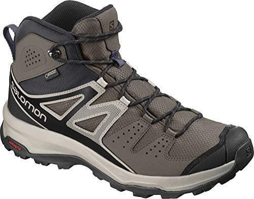 SALOMON X Radiant Mid GTX W, chaussures de trail femme