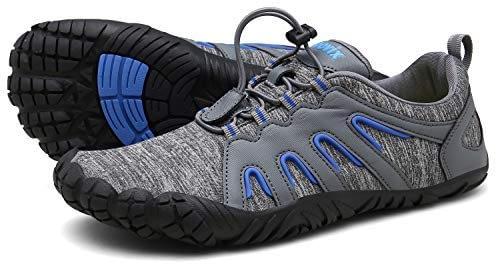 Chaussures de course sur sentier Trekking Homme Femme Sport Gym en plein air Fitness Chaussures aux pieds nus Minimaliste