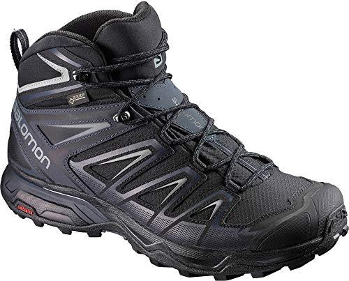 SALOMON X Ultra 3 Wide Mid GTX, chaussures de trekking X Ultra 3 Mid GTX.