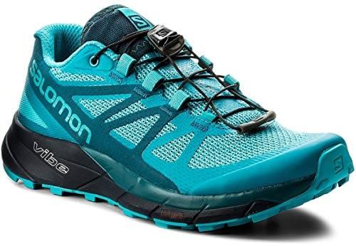 SALOMON Sense Ride W, Chaussures de trail femme