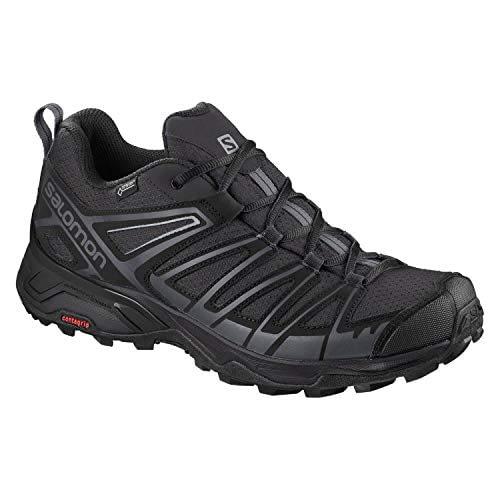 SALOMON X Ultra 3 Prime GTX, chaussures de trekking basses pour homme