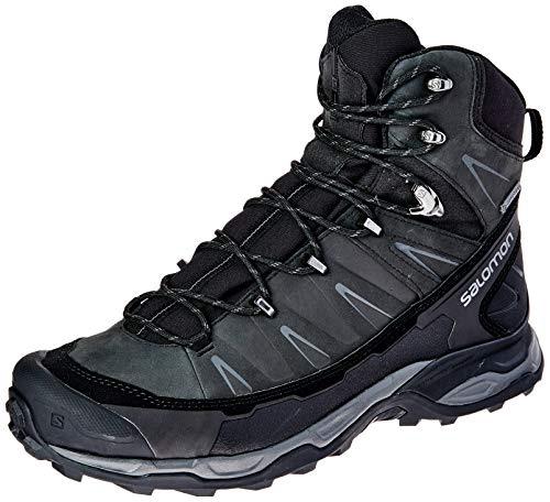SALOMON Chaussures de Trekking X Ultra Trek GTX pour Hommes, Noir