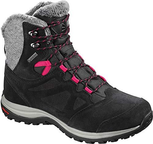 SALOMON Ellipse Winter GTX, chaussures de trekking basses pour femme