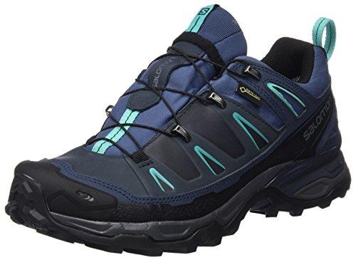 SALOMON X Ultra LTR GTX W, chaussures de trekking basses pour femme
