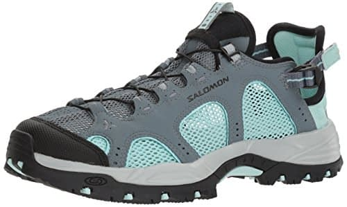 Salomon Techamphibian 3 W, sandales de randonnée pour femme